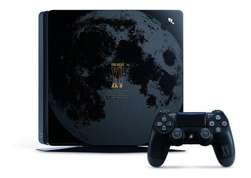 PlayStation 4 Slim Final Fantasy XV Edition 1TB GameStop Premium  Refurbished | PlayStation 4 | GameStop