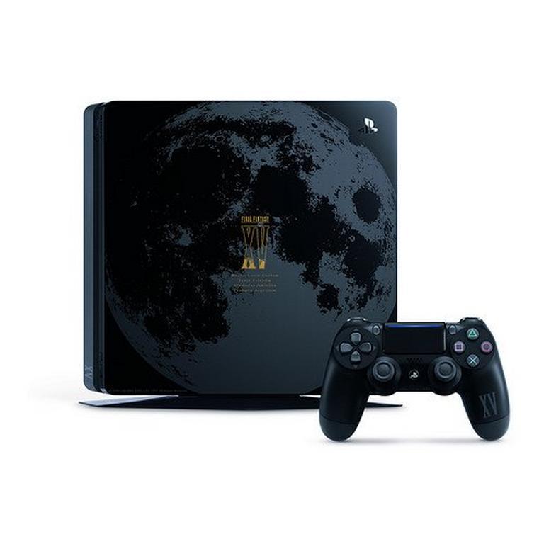 PlayStation 4 Slim Final Fantasy XV Edition 1TB GameStop Premium Refurbished