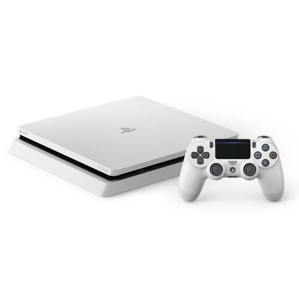 PlayStation 4 Slim 500GB - White | PlayStation 4 | GameStop