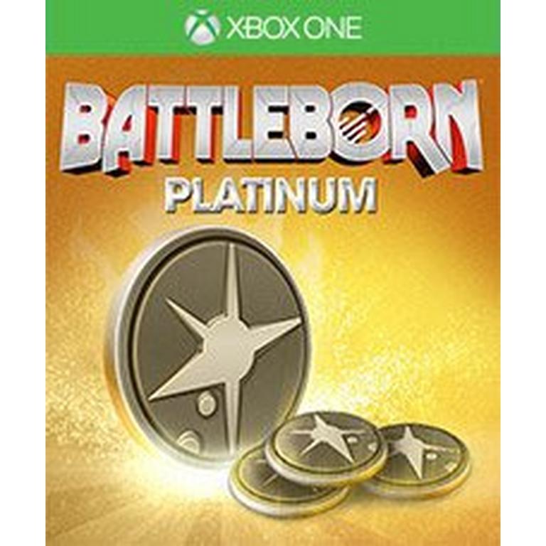 Battleborn 1625 Platinum Pack