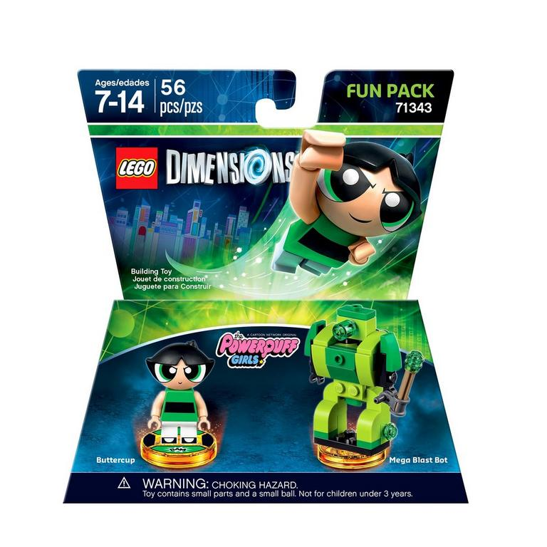 LEGO Dimensions Fun Pack: PowerPuff Girls