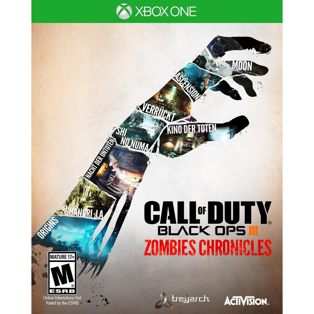Call of Duty: Black Ops III Zombies Chronicles | Xbox One | GameStop