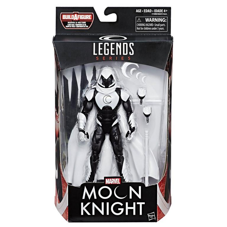Marvel Legends Series Spider-Man: Homecoming Moon Knight Action Figure