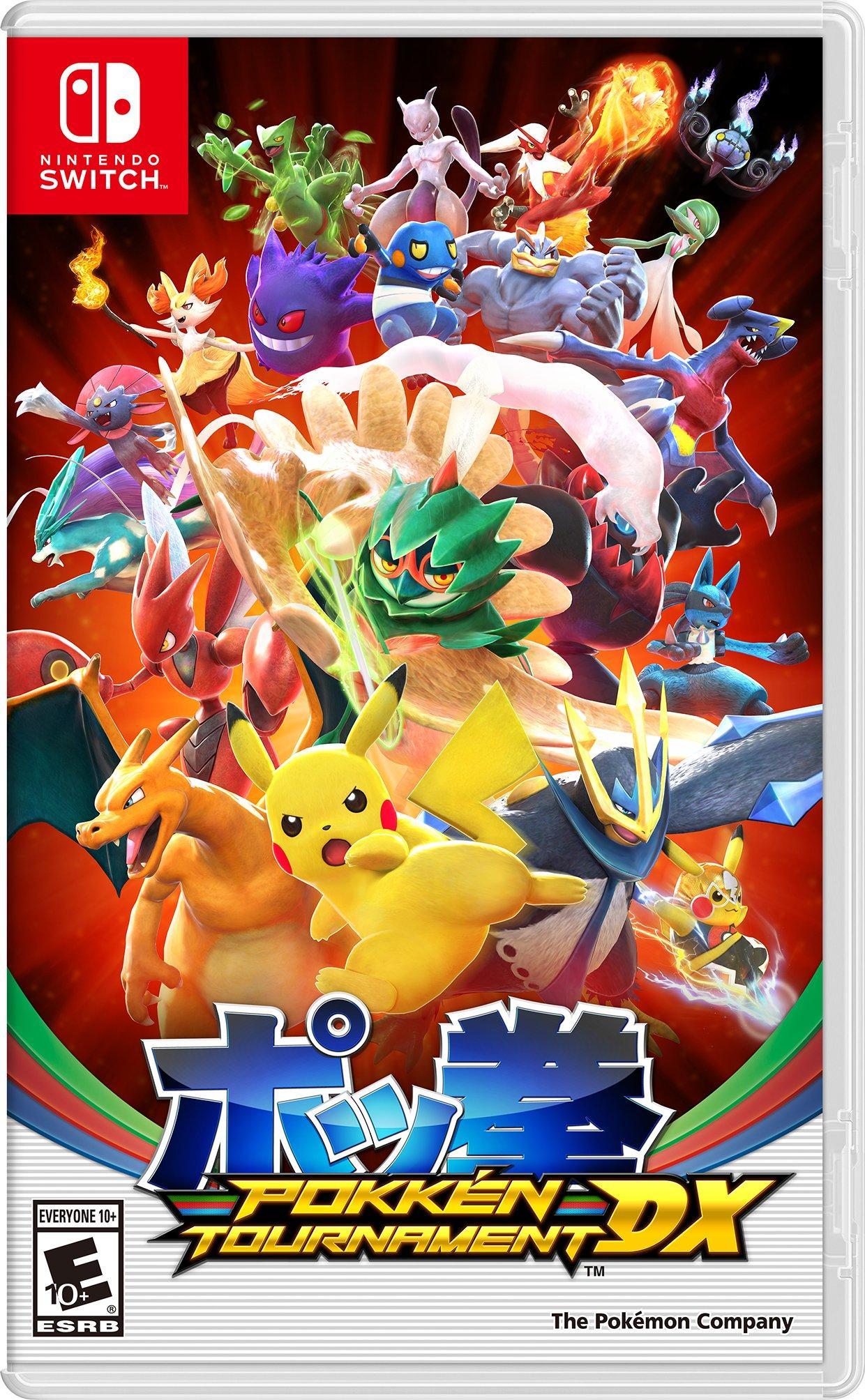 Pokken Tournament DX | Nintendo Switch | GameStop