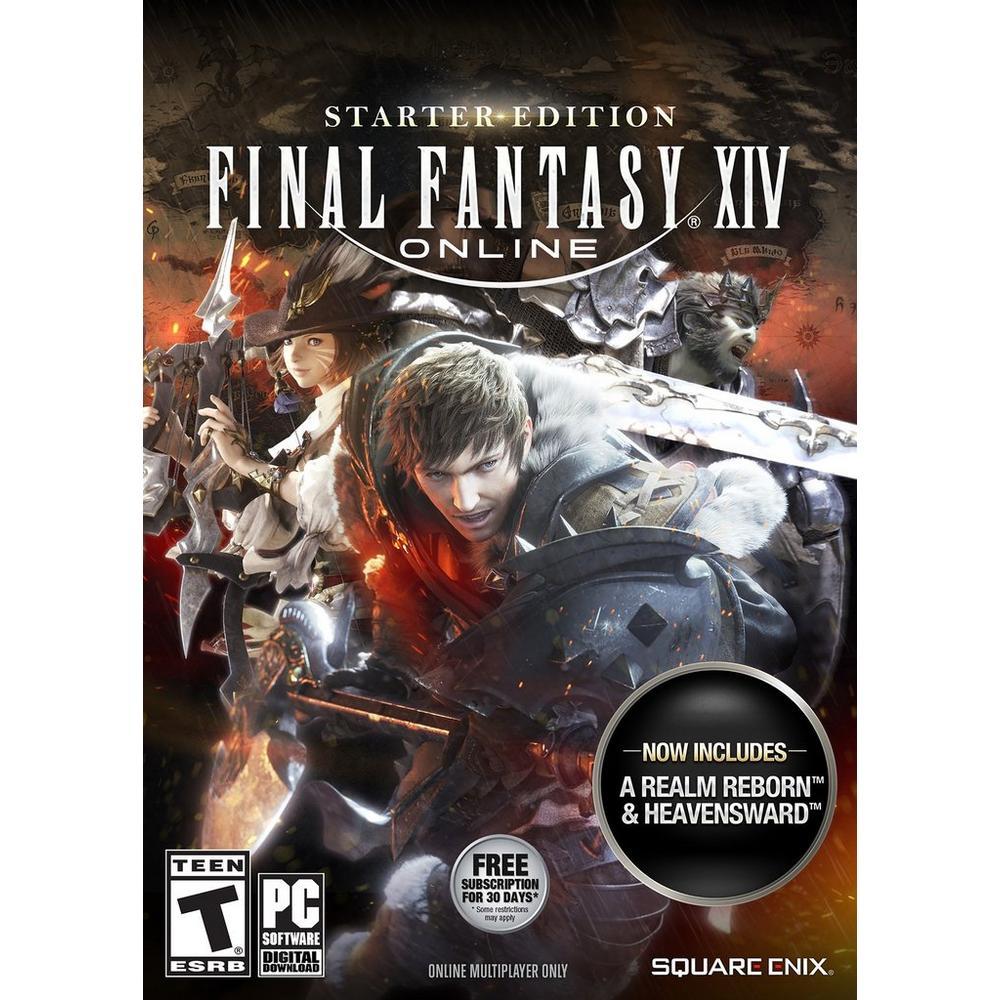 Final Fantasy XIV: Online Starter Pack | PC | GameStop