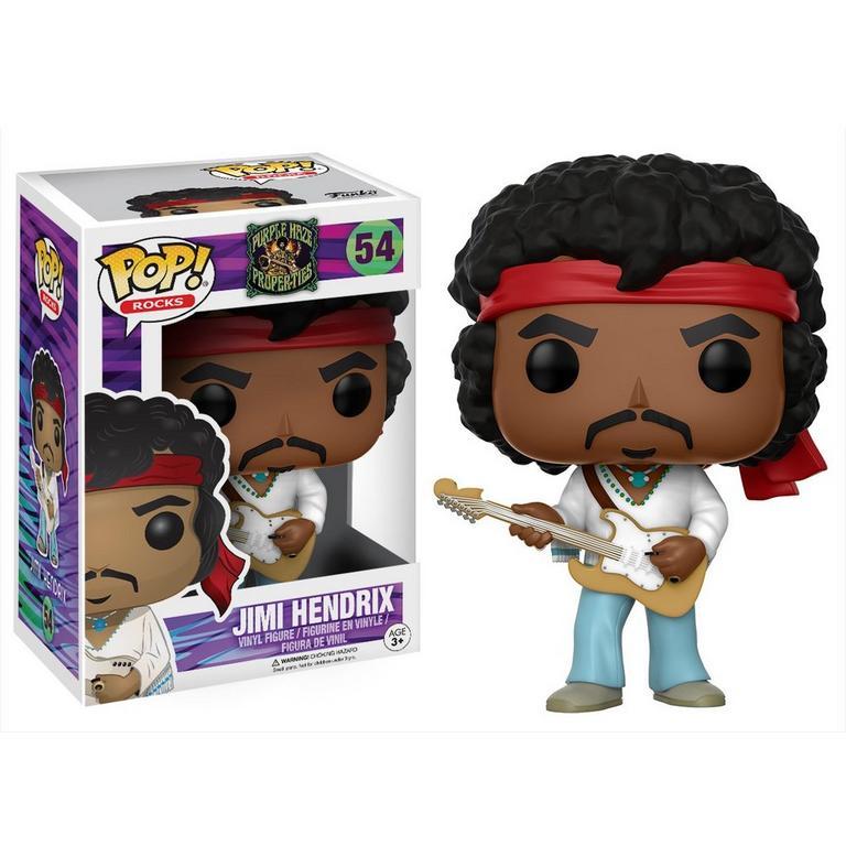 POP! Rocks: Jimi Hendrix