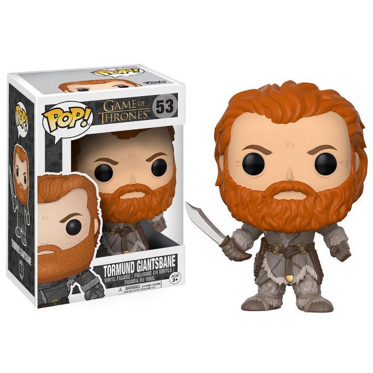 POP! Game of Thrones: Tormund Giantsbane