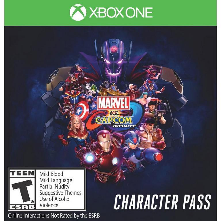 Marvel vs. Capcom: Infinite Character Pass