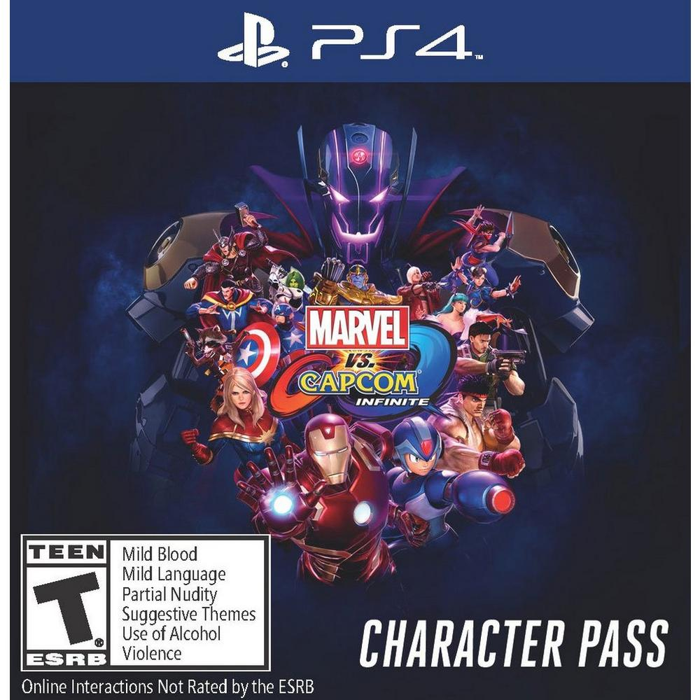 Marvel vs Capcom: Infinite Season Pass | PlayStation 4 | GameStop