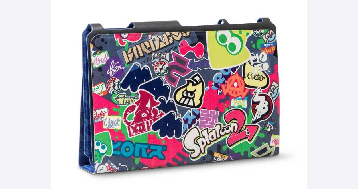 Nintendo Switch Splatoon 2 Hybrid Cover Case - Only at GameStop