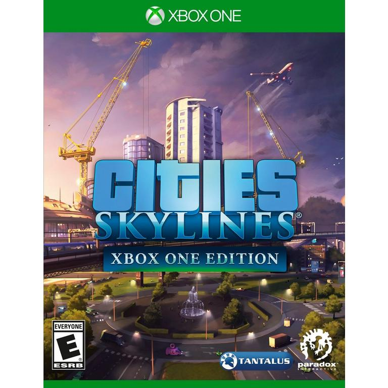 Cities: Skylines Xbox One Edition Only at GameStop