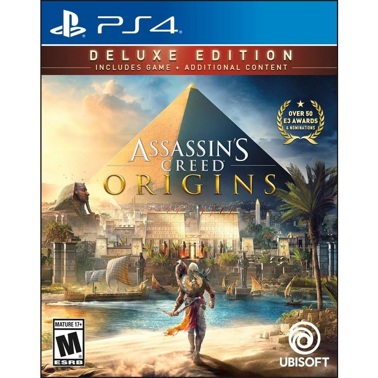 Assassin's Creed: Origins Deluxe Edition