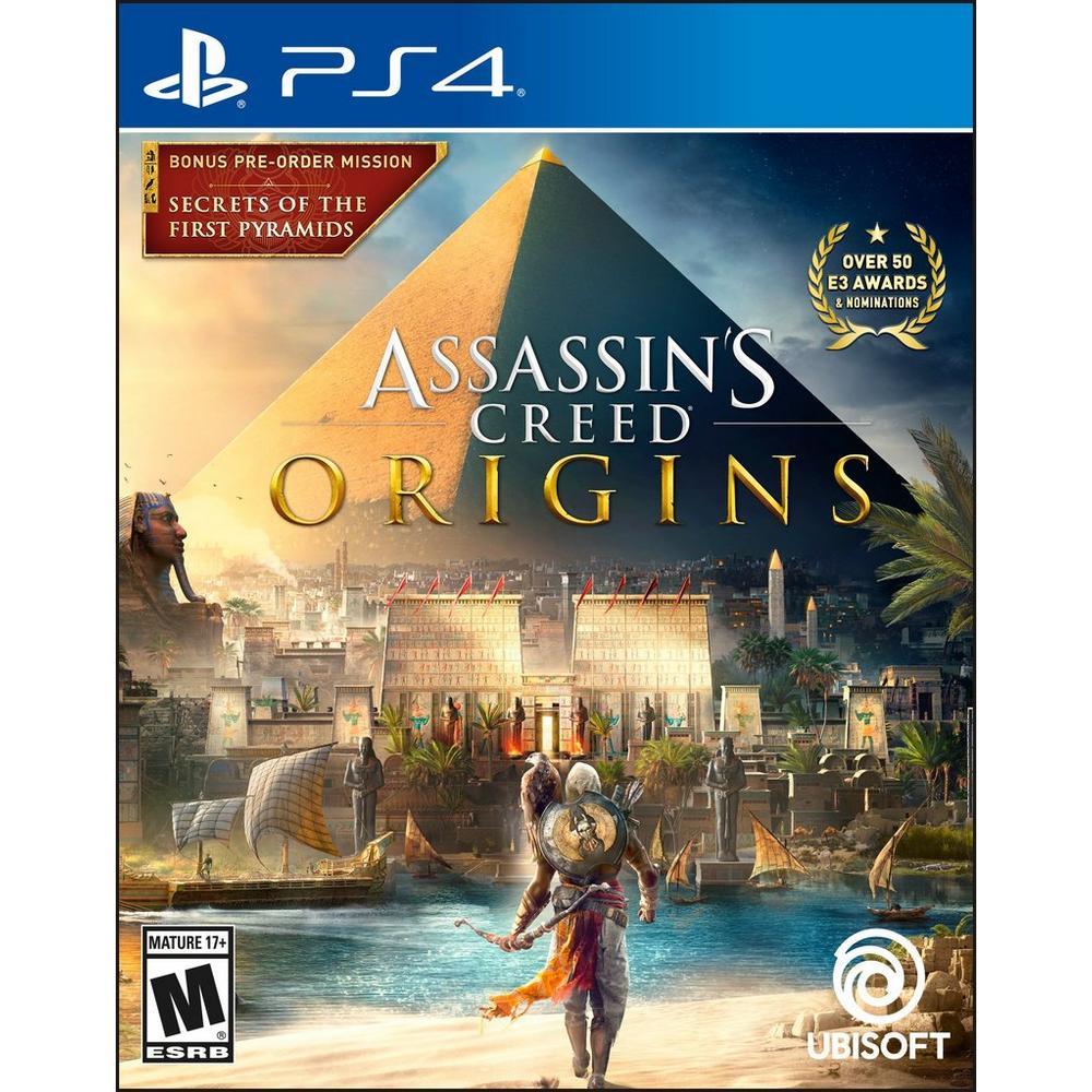 Assassin's Creed: Origins   PlayStation 4   GameStop