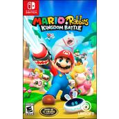 Mario Plus Rabbids Kingdom Battle