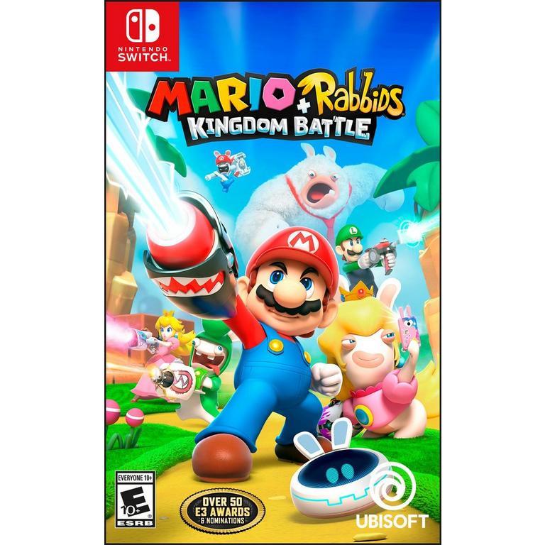 Mario Plus Rabbids Kingdom Battle