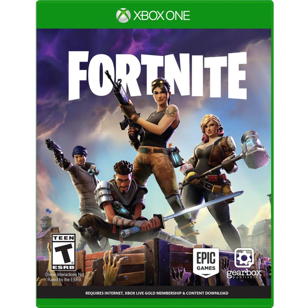 Fortnite Deluxe Edition | Xbox One | GameStop