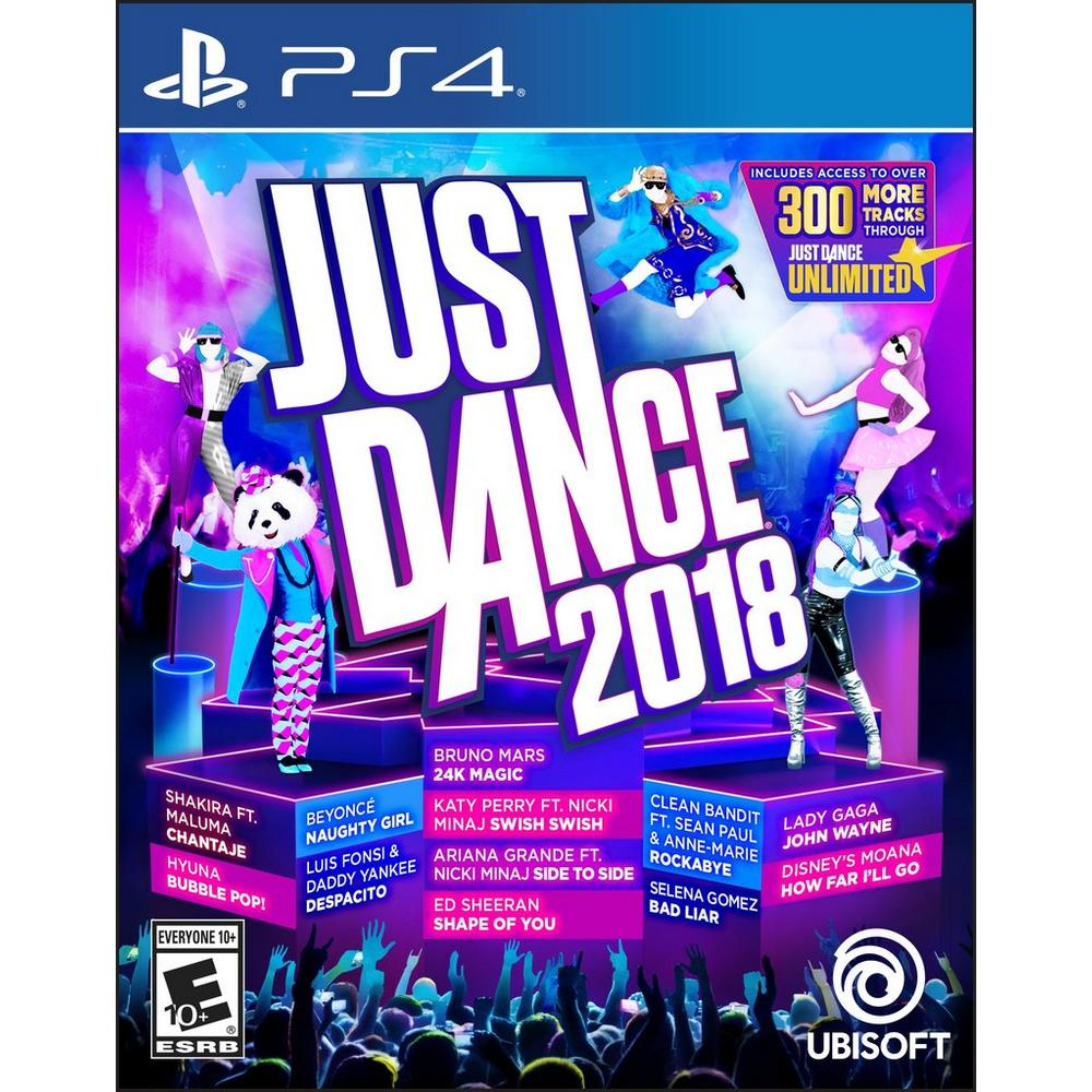 Just Dance 2018 | PlayStation 4 | GameStop