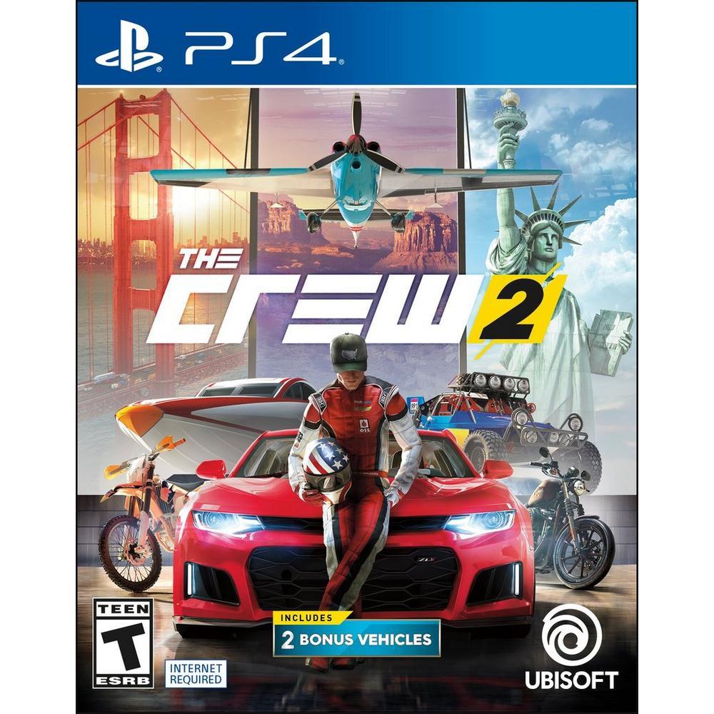 The Crew 2 | PlayStation 4 | GameStop