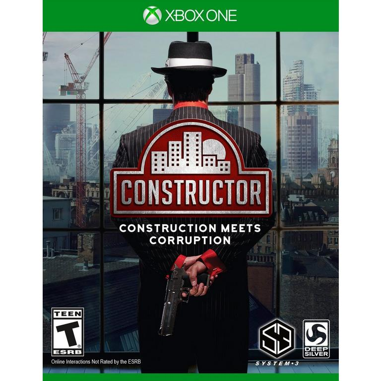 Constructor - Only at GameStop