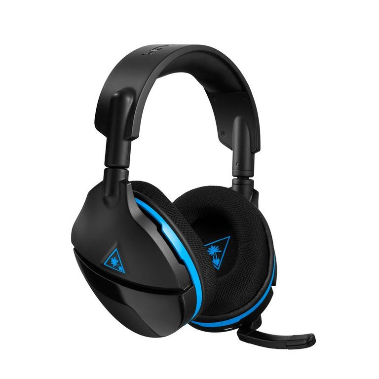PlayStation 4 Stealth 600 Black Wireless Gaming Headset