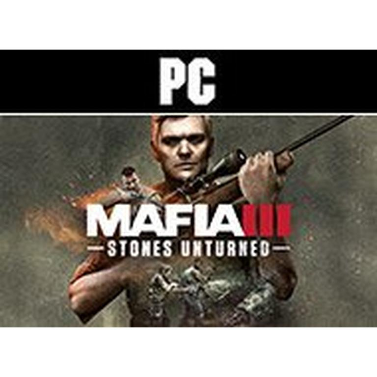 Mafia III DLC 2 - Stones Unturned