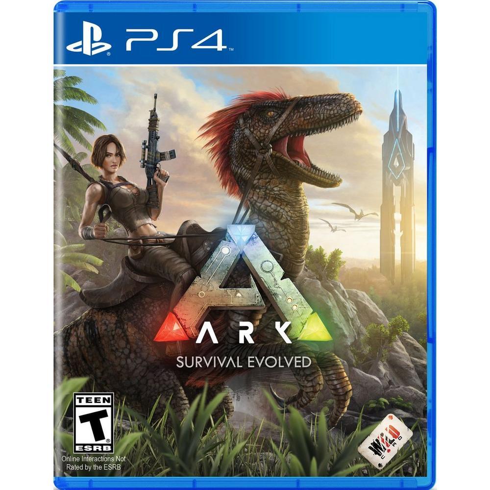 ARK Survival Evolved   PlayStation 4   GameStop