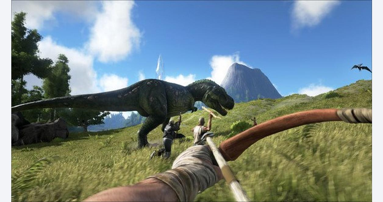 ARK Survival Evolved | PlayStation 4 | GameStop