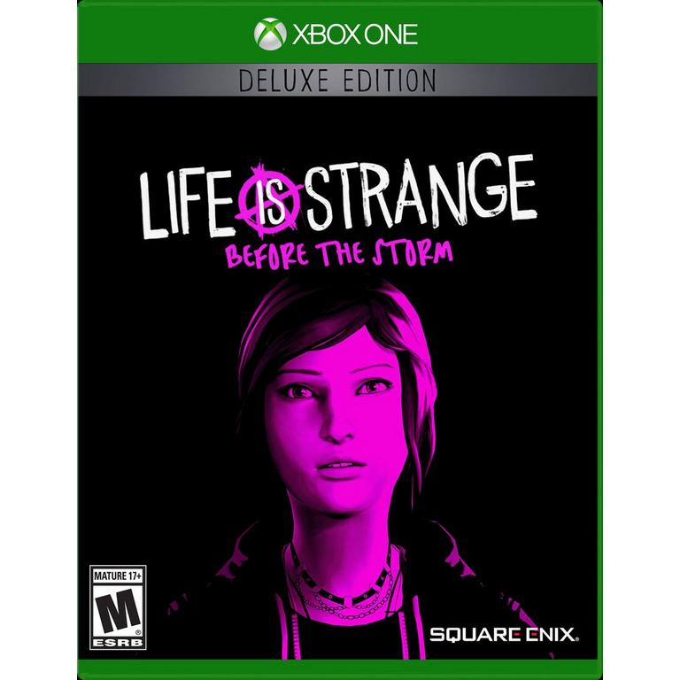 Square Enix Life is Strange: Before the Storm Digital Deluxe Edition Xbox One Download Now At GameStop.com!