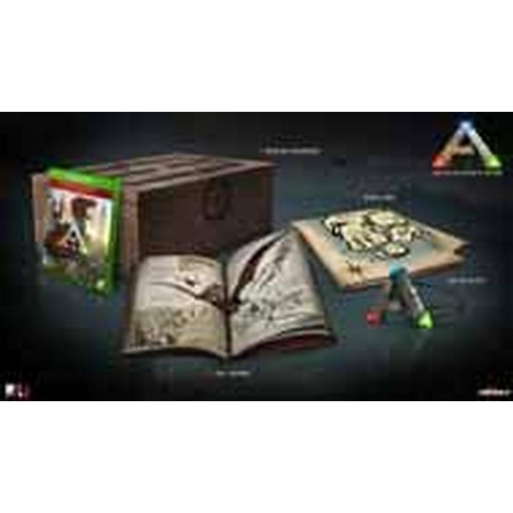 ARK Survival Evolved Collectors Edition - Only at GameStop | Xbox One |  GameStop