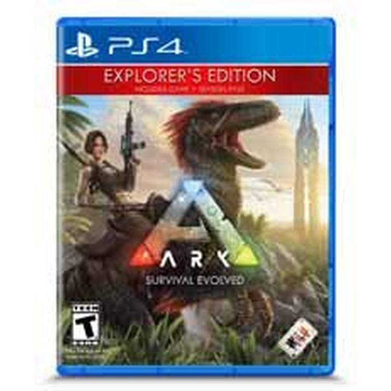ARK Survival Evolved Explorers Edition