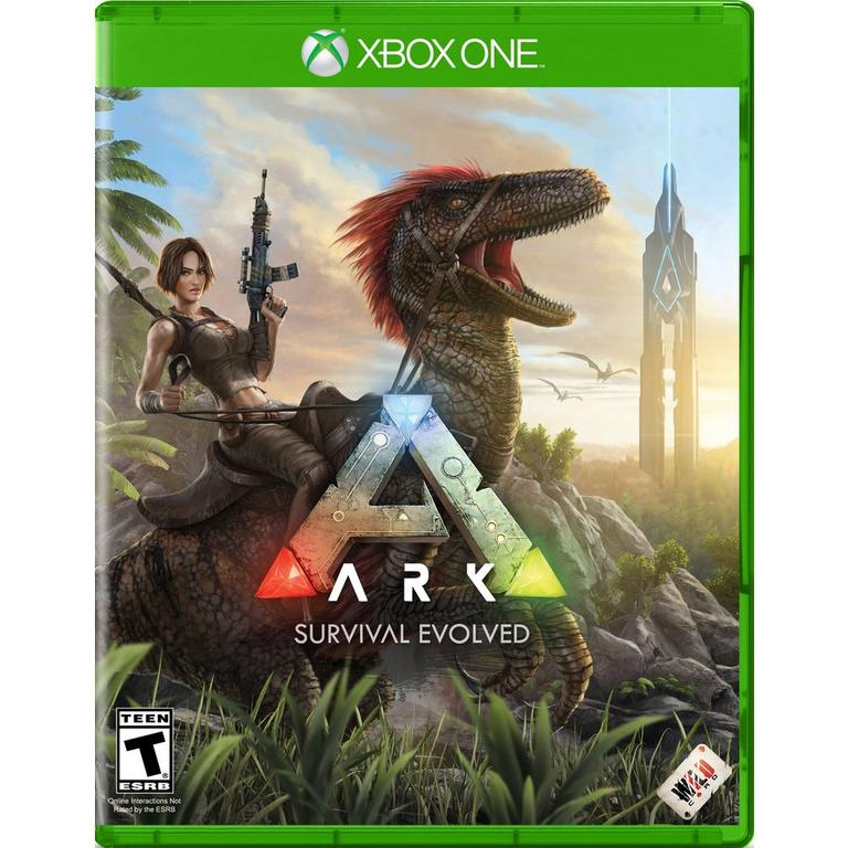 ARK Survival Evolved | Xbox One | GameStop