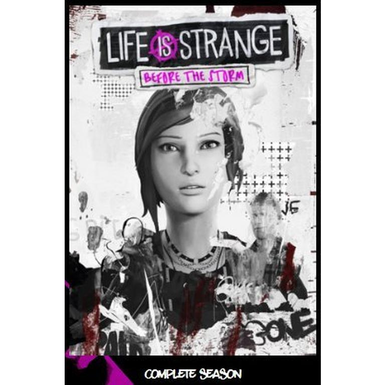 Square Enix Digital Life is Strange: Before the Storm PC Download Now At GameStop.com!