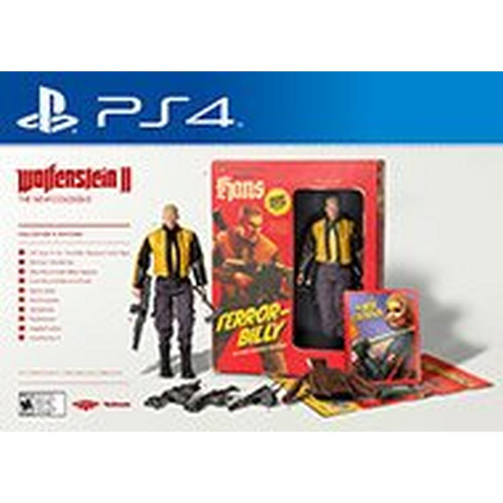 Wolfenstein II: The New Colossus Collector's Edition   PlayStation 4    GameStop