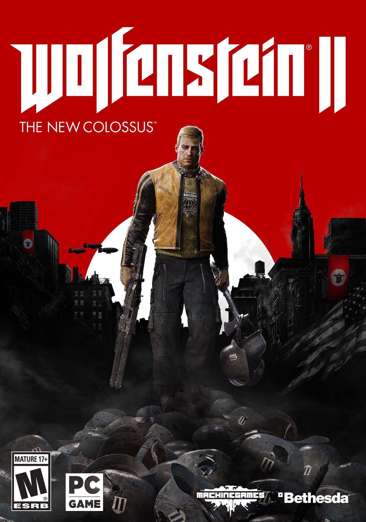 Wolfenstein II: The New Colossus   PC   GameStop
