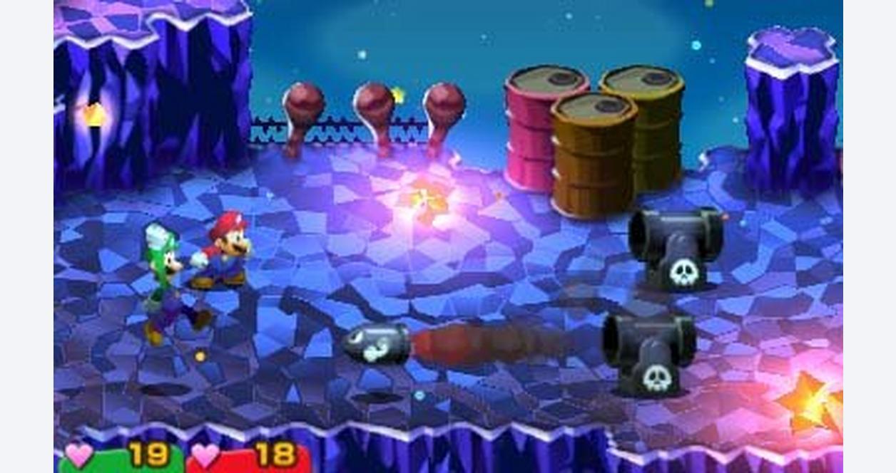 Mario and Luigi: Superstar Saga Plus Bowser's Minions