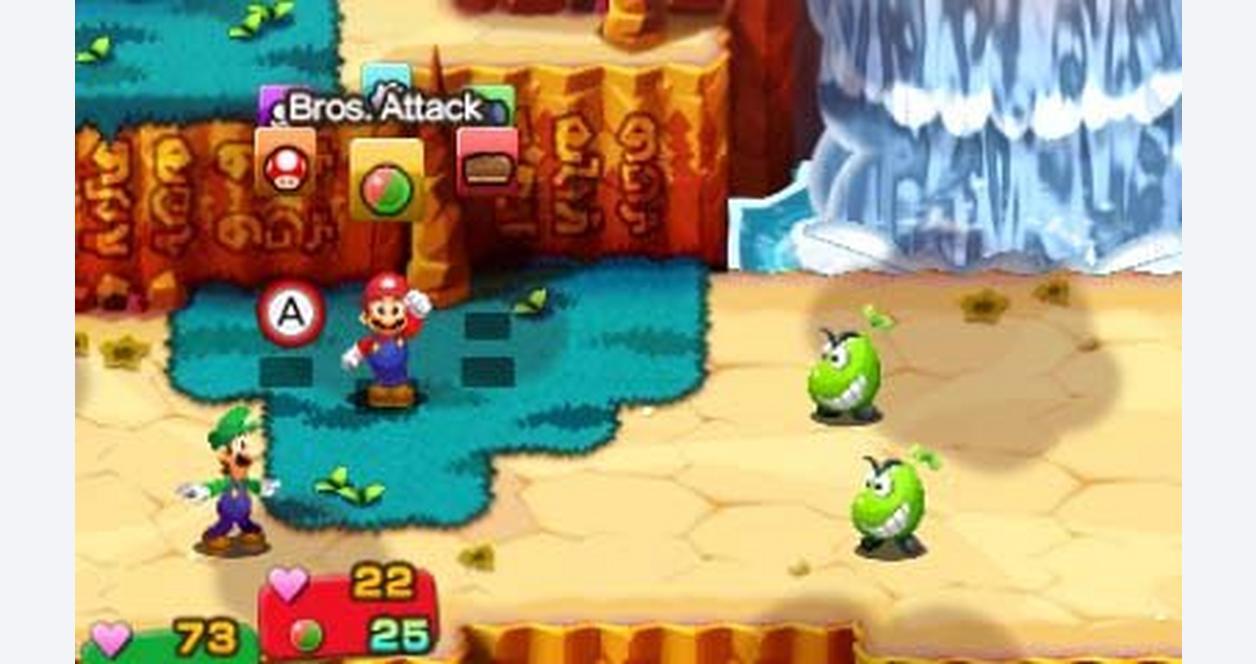Mario and Luigi: Superstar Saga Plus Bowser's Minions | Nintendo ...