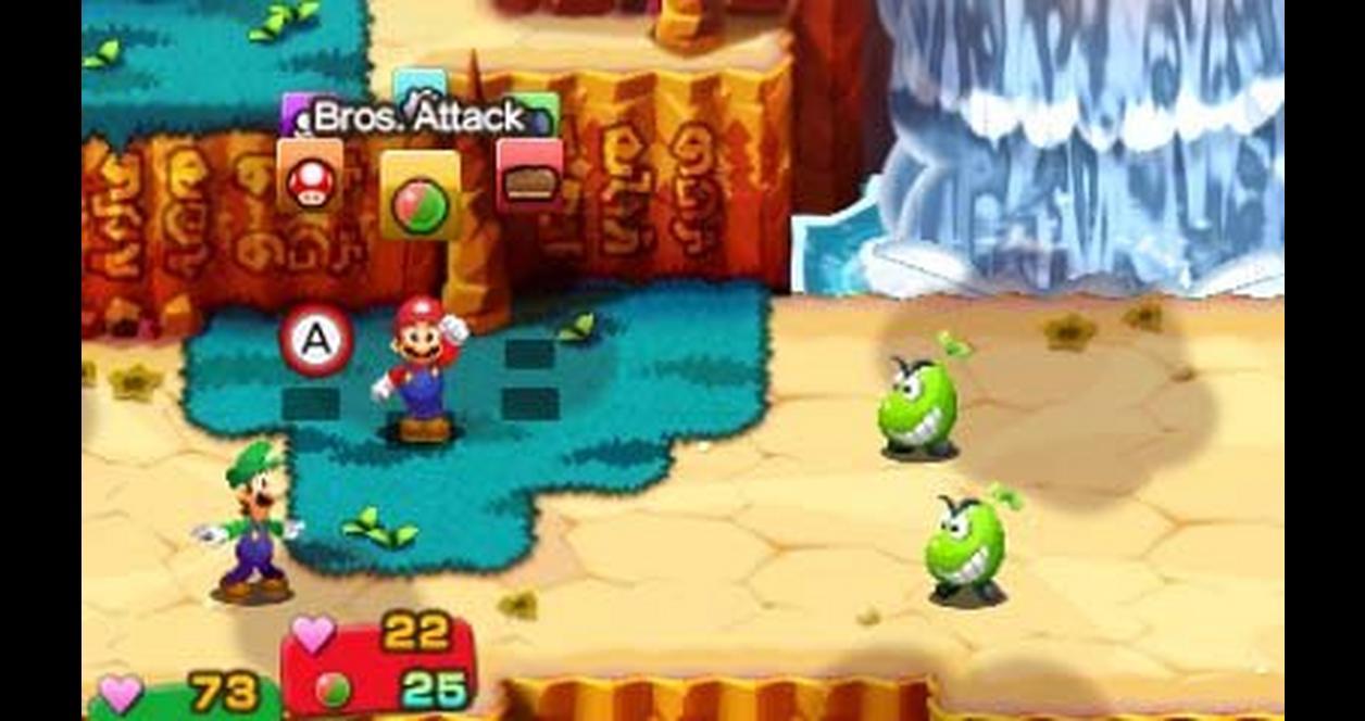 Mario And Luigi Superstar Saga Plus Bowser S Minions Nintendo