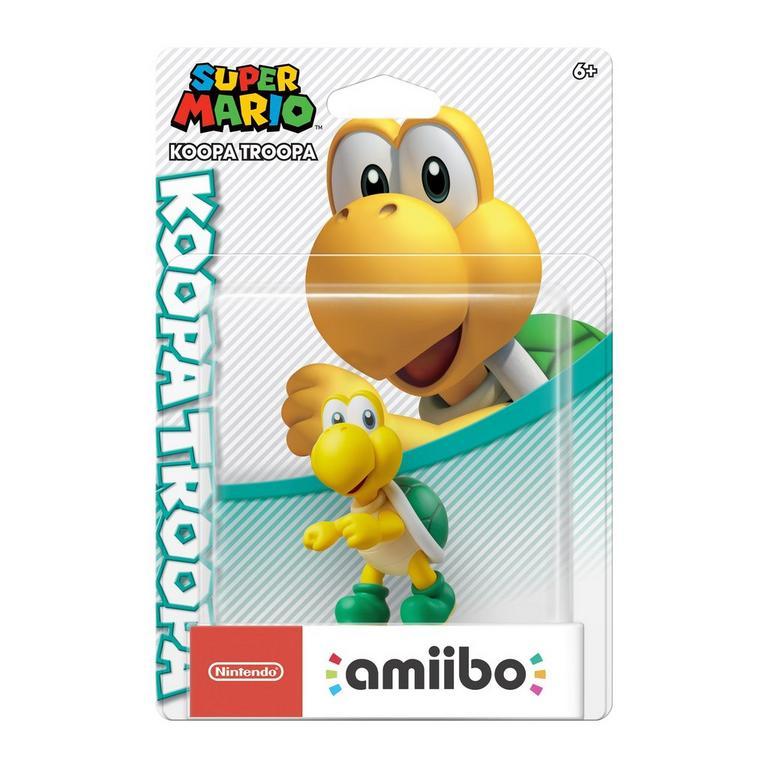 Koopa Super Mario amiibo Figure