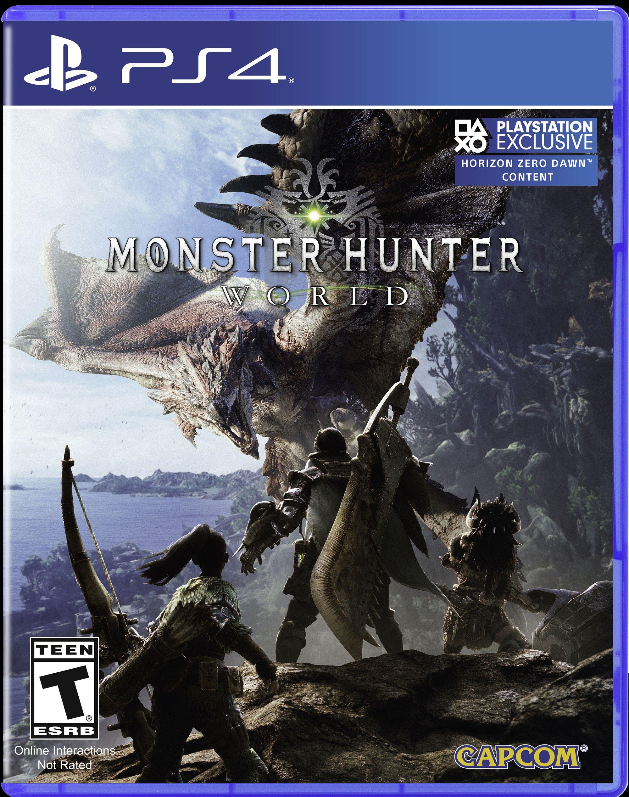Monster Hunter: World | PlayStation 4 | GameStop