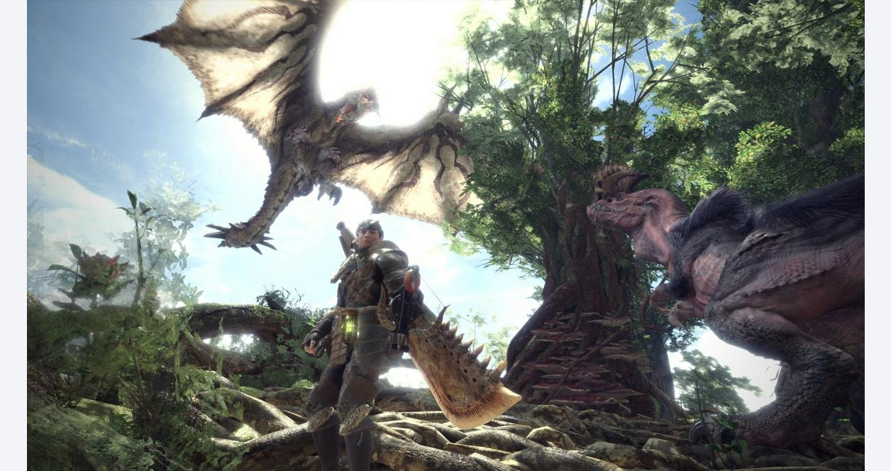 Monster Hunter: World Digital Deluxe Edition