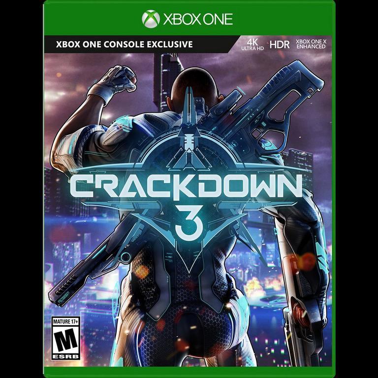 Crackdown 3 Xbox One Gamestop