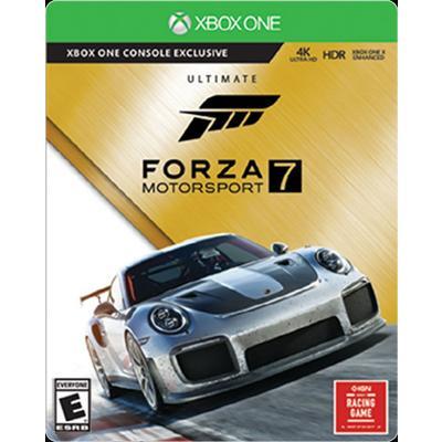 Forza Motorsport 7 Ultimate Edition | Xbox One | GameStop