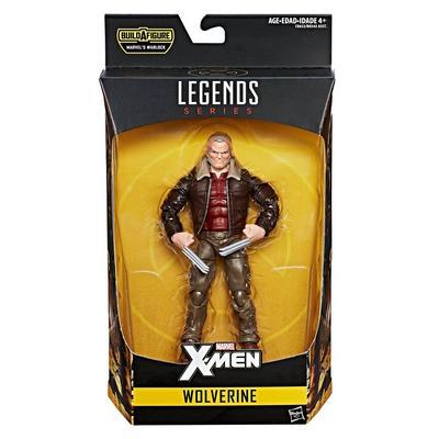 Marvel Legends Series: X-Men - Wolverine Figure