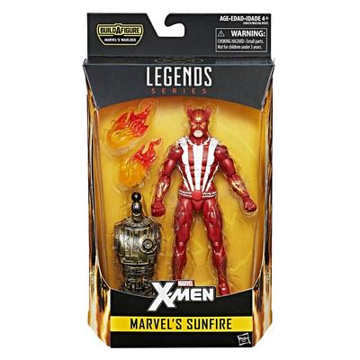 Marvel Legends Series: X-Men - Sunfire Figure