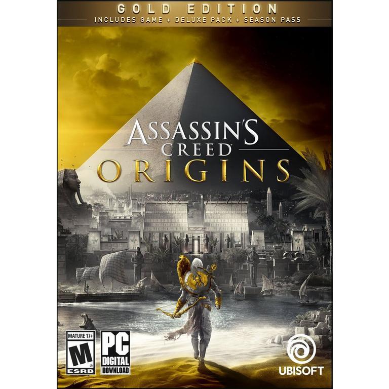 Assassin's Creed: Origins Gold Edition