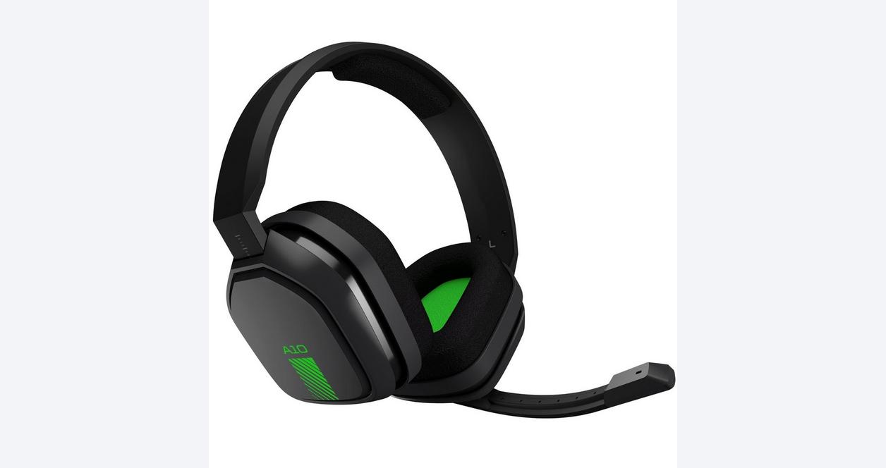 A10 Black Wired Gaming Headset for Xbox One