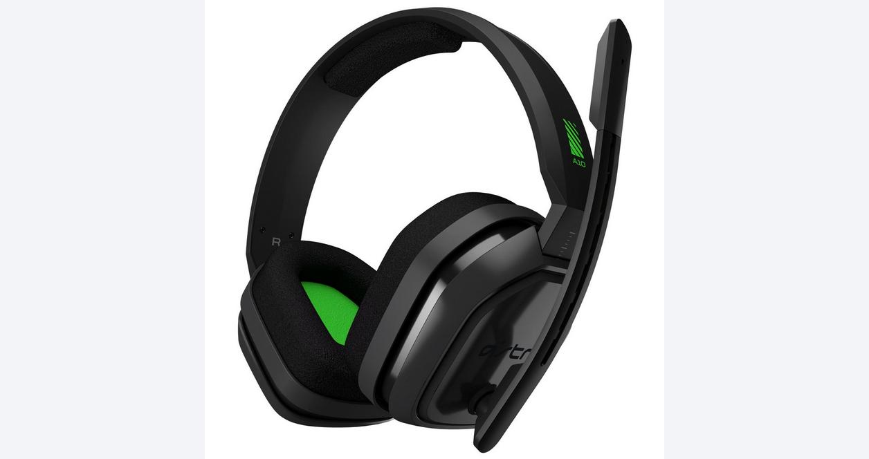 Xbox One A10 Headset Grey/Green