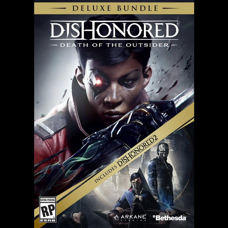 Dishonored: Death of the Outsider Deluxe Edition