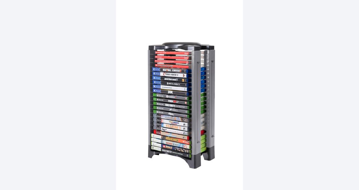 Accumulator Game Storage Tower