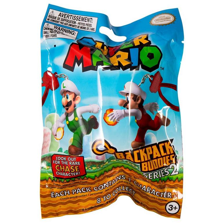 Super Mario Backpack Buddies Blind Bag